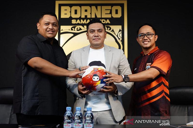 Borneo FC resmi jalin kerja sama dengan Mr Cuanisasi