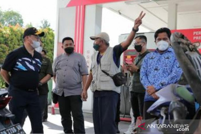 Pertamina tambah pasokan atasi kelangkaan BBM di Belitung