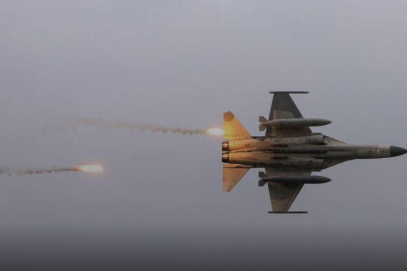 Pesawat tempur China masuki zona pertahanan udara Taiwan