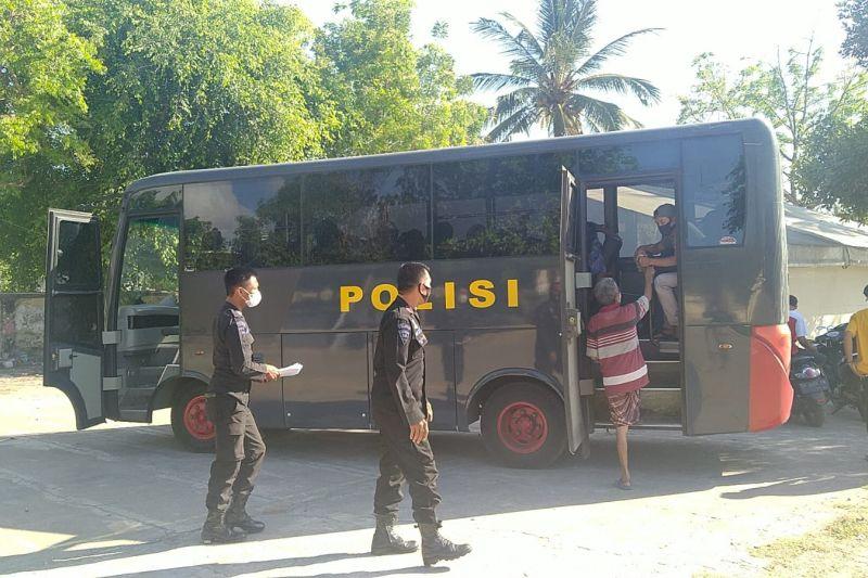 Polda NTB siapkan kendaraan jemputan bagi warga yang divaksin