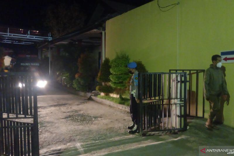 Jenazah teroris Poso tiba di RS Bhayangkara Palu