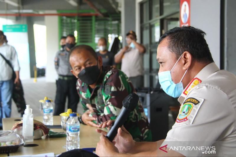 Wakil Wali Kota Bekasi dampingi Pangdam Jaya monitoring vaksinasi