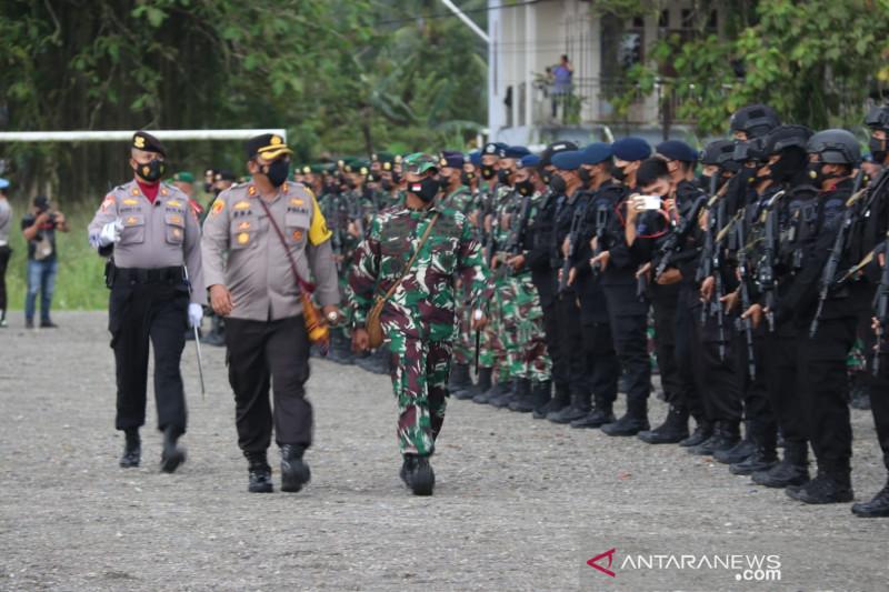 TNI jamin keamanan jelang acara pembukaan PON Papua