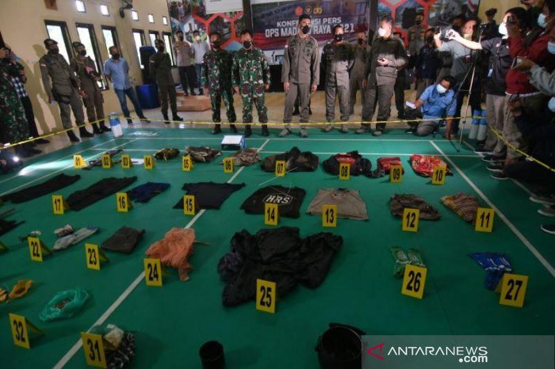 Aparat kejar sisa DPO teroris Poso setelah pimpinan MIT tertembak