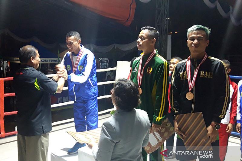 Tiga petinju Malut dikabarkan masih jalani TC di Jakarta