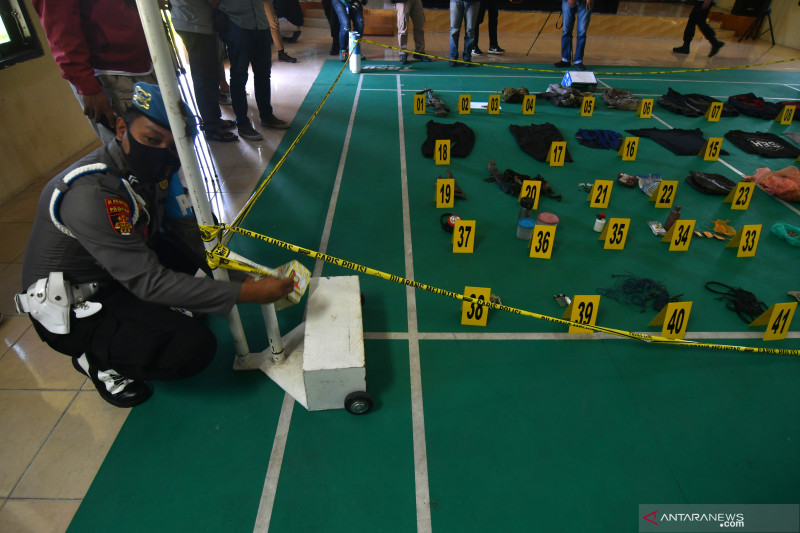 Koopgabsus Tricakti TNI sebut 7 teroris Poso tewas sepanjang 2021