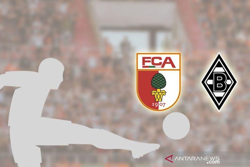 Liga Jerman : Augsburg petik kemenangan perdana saat empat tim berbagi poin