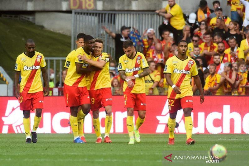 Liga Prancis : Lille terjungkal 0-1 di markas Lens