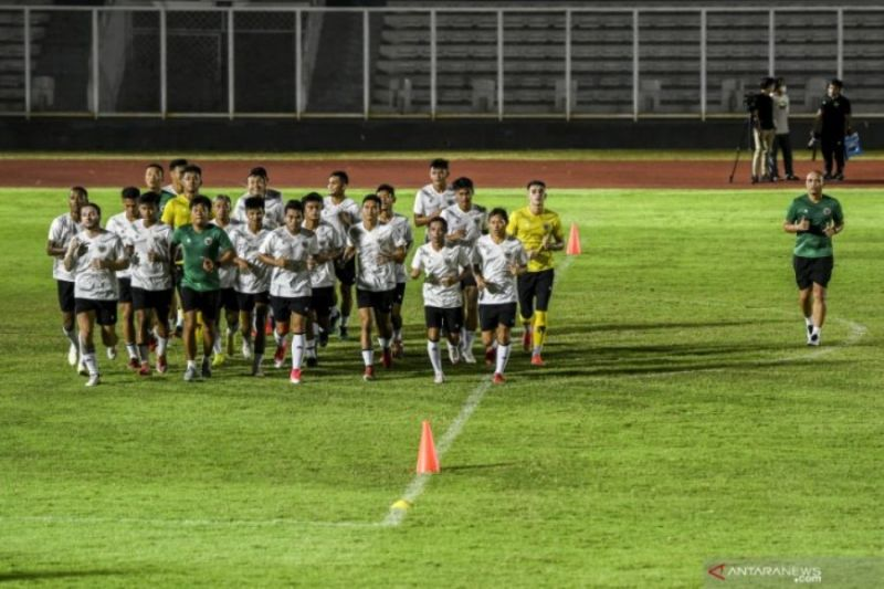 PSSI yakin timnas Indonesia lolos dari fase grup Piala AFF 2020