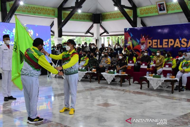 Sebanyak 147 atlet Riau ikuti 29 cabang olahraga di PON XX Papua