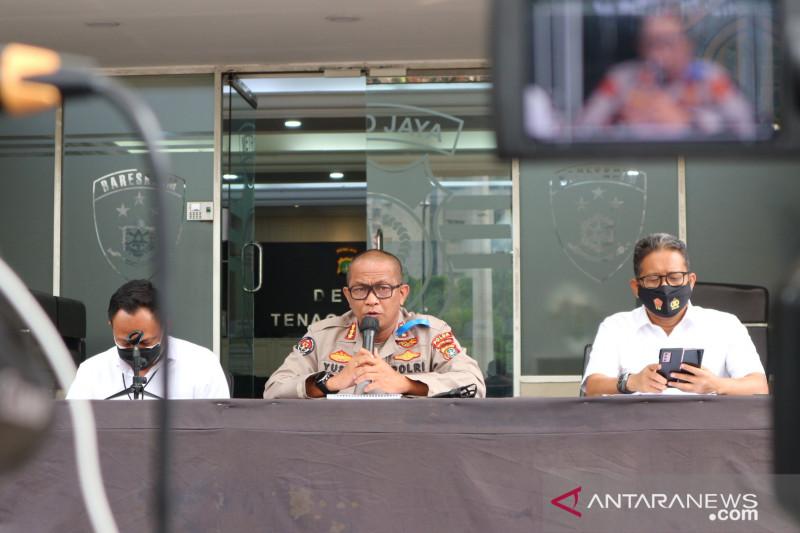 Tersangka kasus kebakaran Lapas Tangerang segera diperiksa