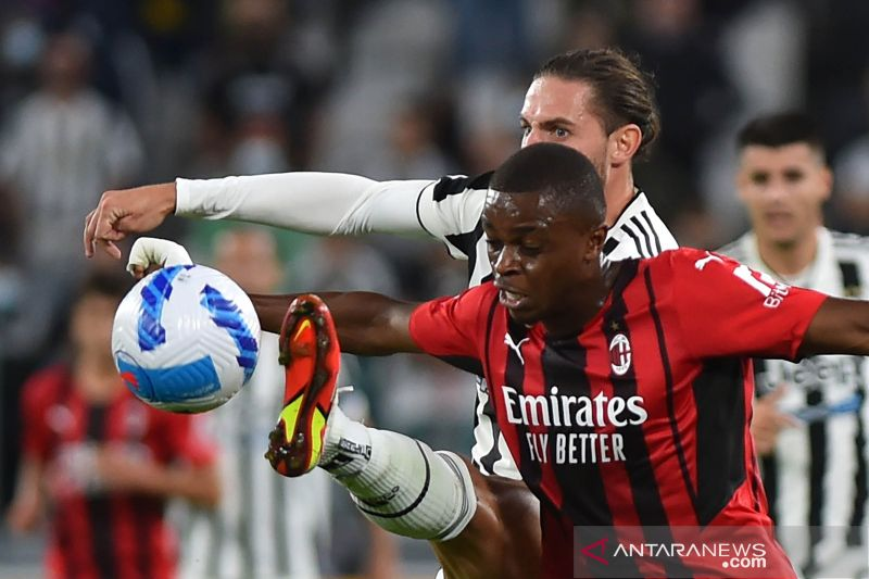 Simon Kjaer tambah daftar pemain cedera AC Milan