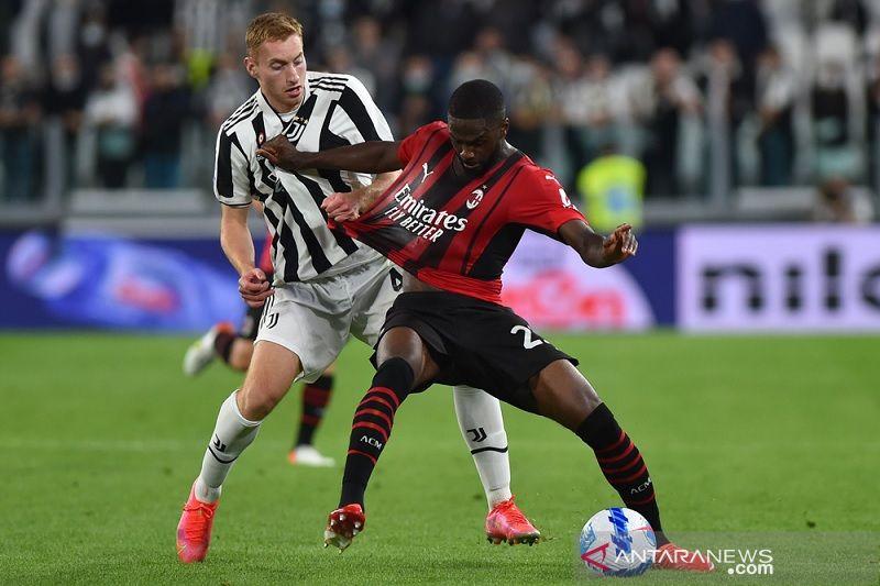 Milan paksa Juventus lanjutkan puasa kemenangan