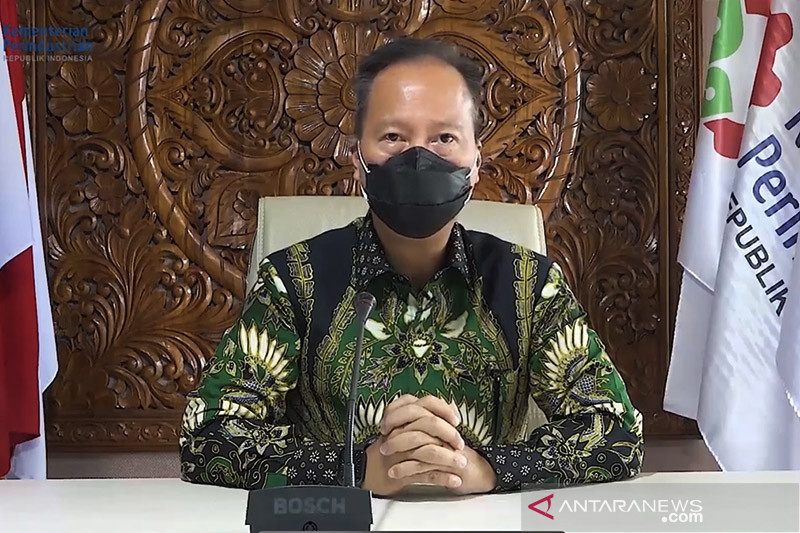 Menperin: Ifex berdampak positif pada industri furnitur Indonesia