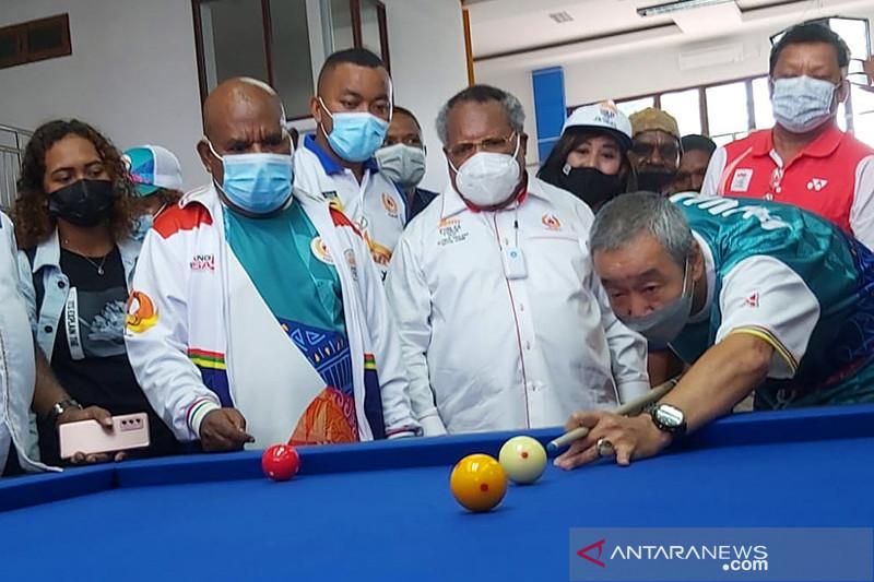 Tim Biliar Jabar targetkan tiga emas dari PON Papua