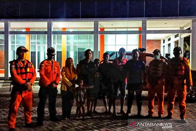 Lima korban kapal hanyut di perairan Morotai diselamatkan