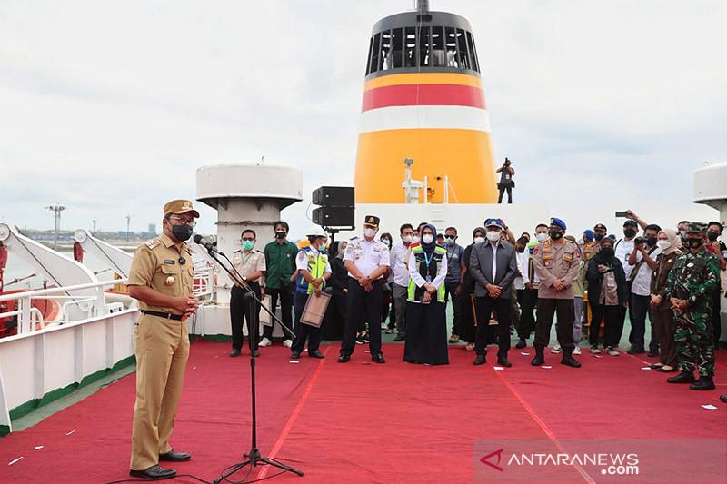 Pemkot Makassar hentikan pengoperasian KM Umsini sebagai kapal isolasi