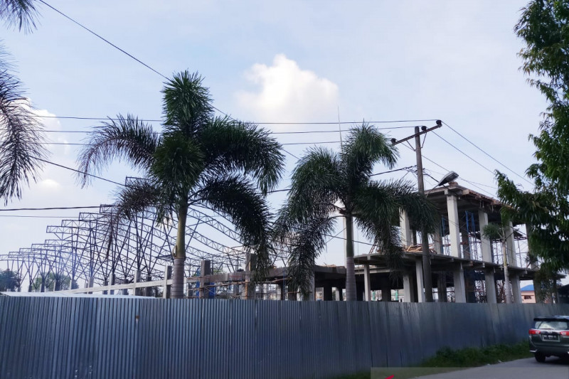 DPRD Medan sebut revitalisasi Terminal Amplas belum mliki izin