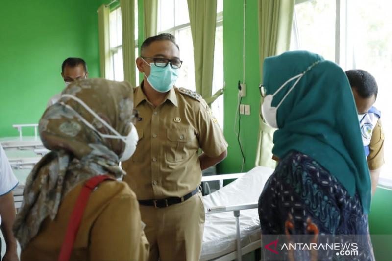 Bupati Bogor resmikan rumah oksigen bantuan PT Antam