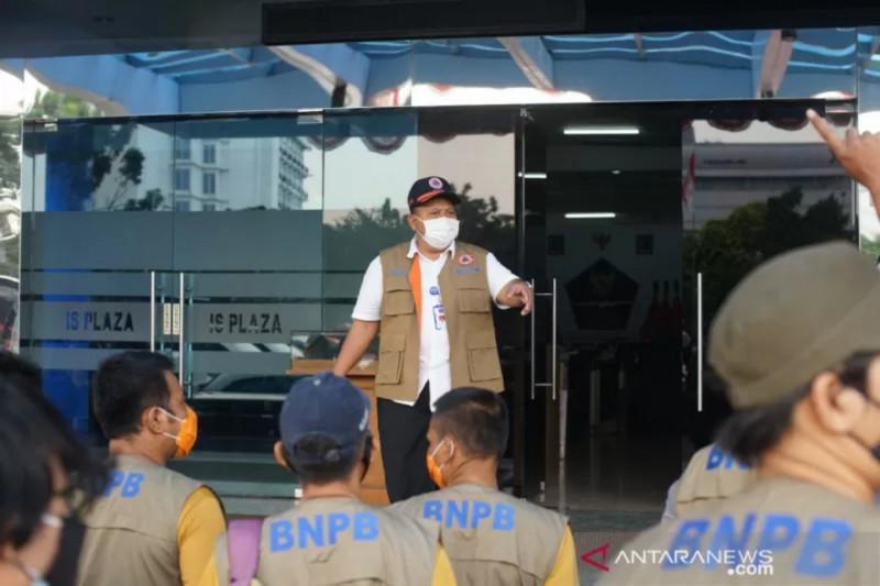 1.000 relawan peroleh peningkatan kapasitas tangani pandemi COVID-19