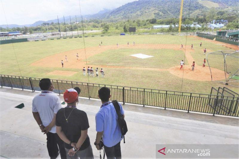 Panwasrah PON Papua pastikan arena sofbol dan bisbol siap digunakan