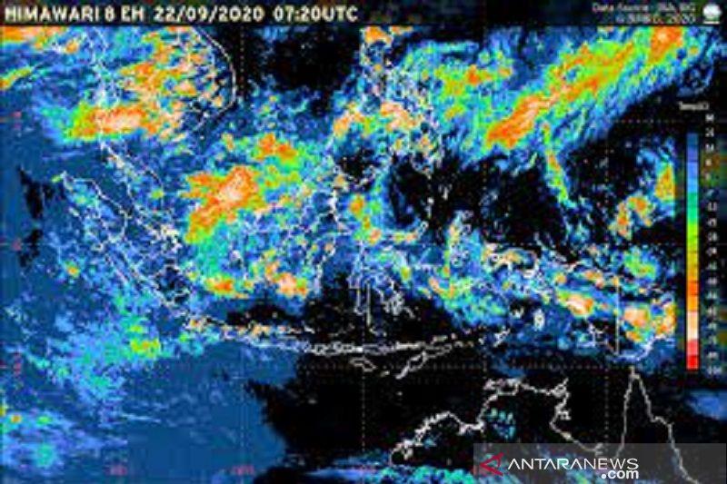 BMKG keluarkan peringatan dini terkait cuaca ekstrem di daerah