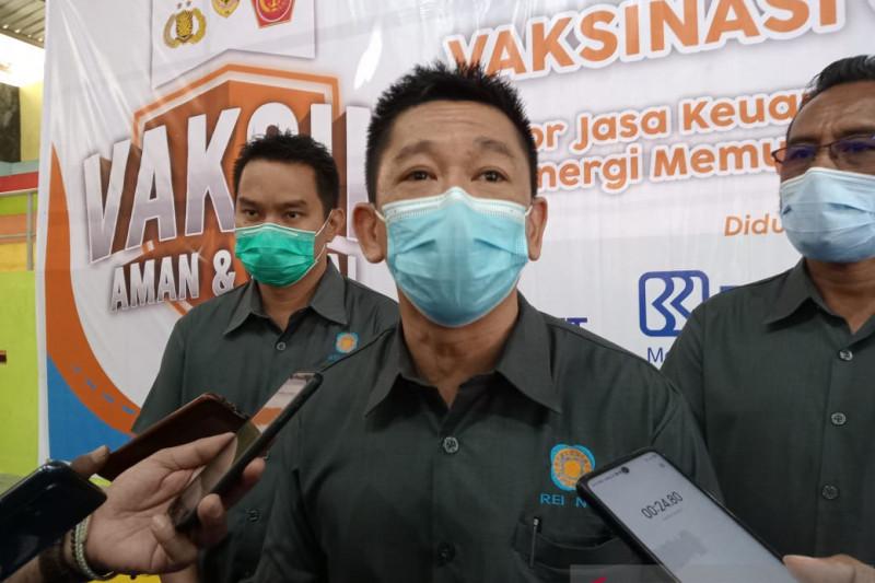 DPD REI NTT target 24.000 warga mendapat vaksinasi COVID-19