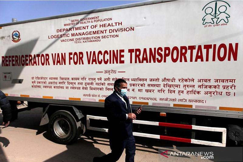 India lanjutkan ekspor vaksin COVID-19 Oktober
