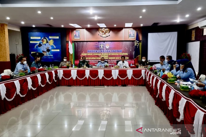Wantannas kaji hasil penerapan UU PA untuk ketahanan nasional di Aceh