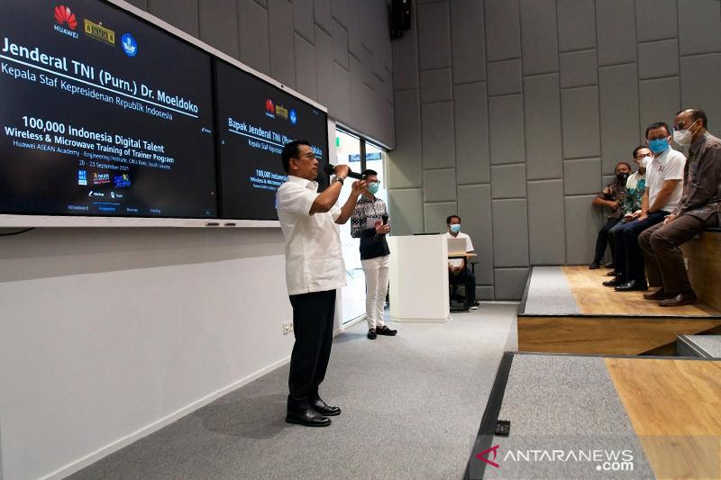 Moeldoko: Talenta digital embrio SDM unggul