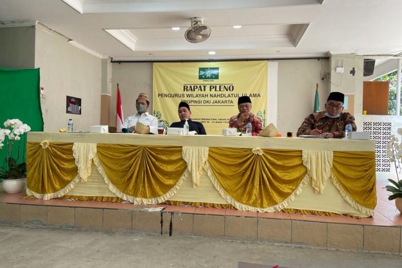 PWNU DKI Jakarta sepakati Muktamar NU digelar tahun 2021