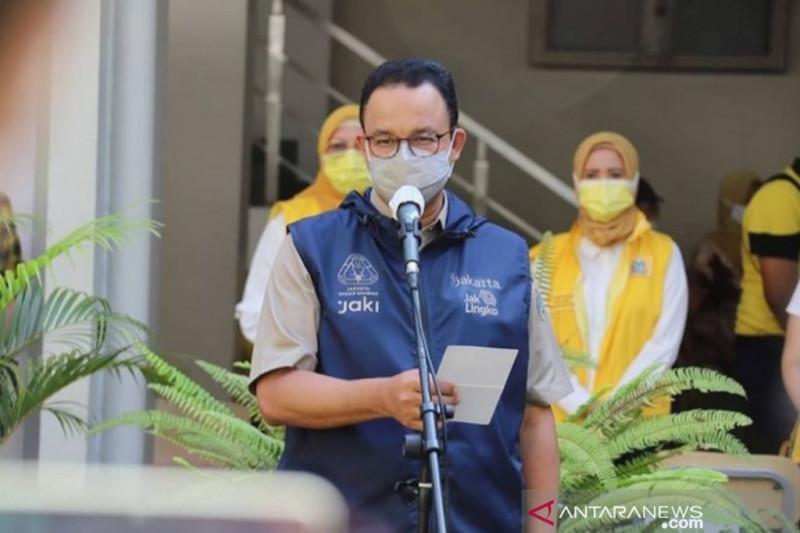 Pemprov DKI masih telusuri warga belum vaksin COVID-19 di Jakarta