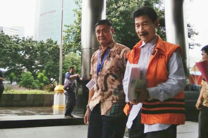 KPK eksekusi mantan Bupati Solok Selatan Muzni Zakaria ke Sukamiskin
