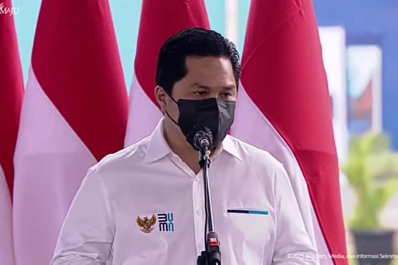 Menteri BUMN sebut PT KS untung Rp800 miliar setelah 8 tahun merugi