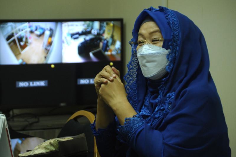 300 nakes Surabaya diperbantukan percepat vaksinasi di Sidoarjo