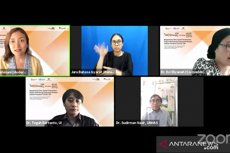 Akses digital pengaruhi masa depan ketimpangan di Indonesia