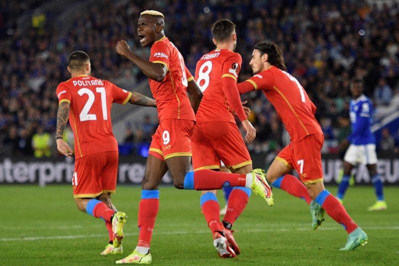 Napoli lanjutkan awal sempurna bantai Udinese 4-0