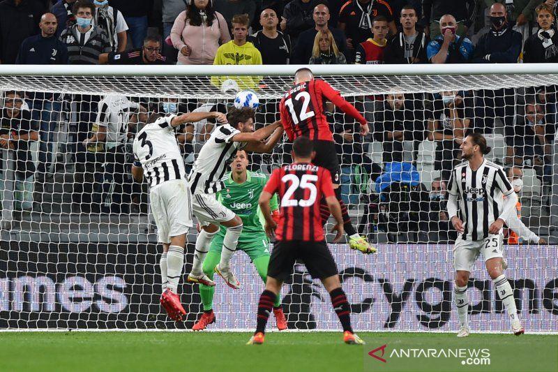 """""""Si nyonya tua"""" Juventus pasca Ronaldo masih dihantui mimpi buruk"""
