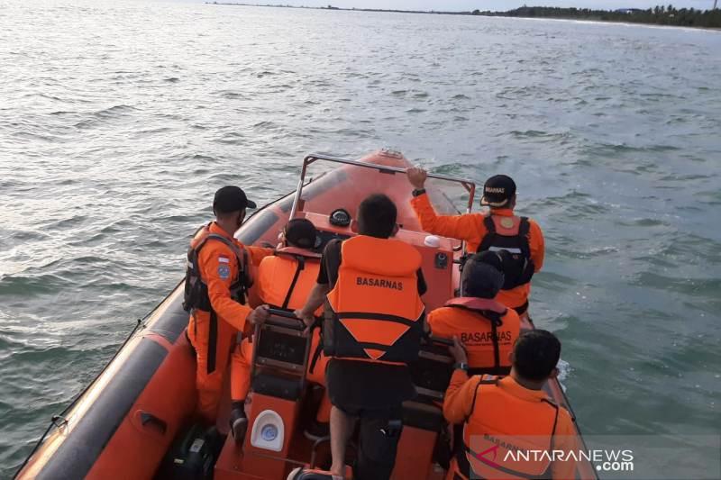Basarnas cari satu korban tenggelam di pantai wisata Nagan Raya Aceh