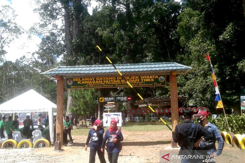 TNKS: Desa perbatasan kawasan konservasi rentan perambahan