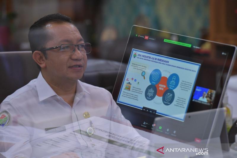 Kemendes PDTT digitalisasi BUMDes percepat pemulihan ekonomi nasional