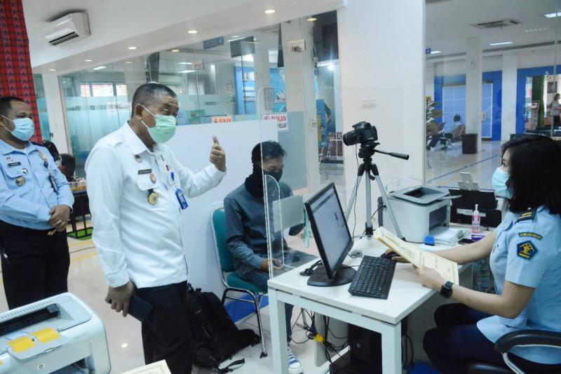 Imigrasi Sulsel sudah terbitkan 9.423 paspor periode Januari-September