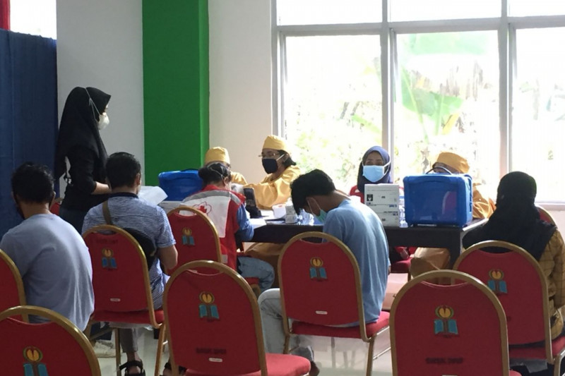 Vaksinasi di Ambon terkendala gangguan jaringan internet Telkom