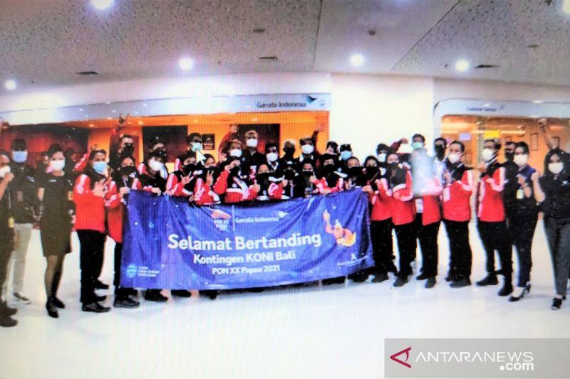 Garuda Indonesia dukung penerbangan kegiatan PON di Papua