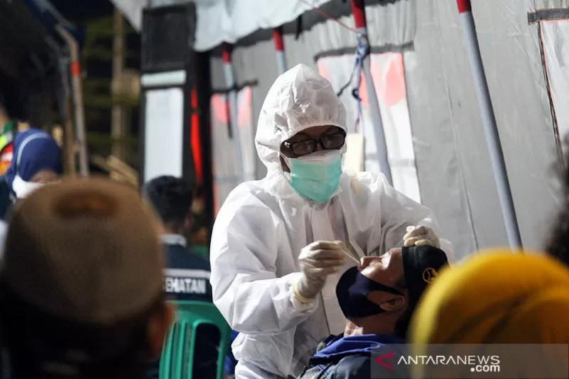 Kemenkes: Pasien sembuh terbanyak di Aceh 833 orang