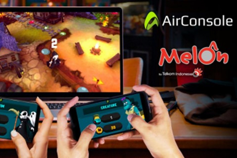 AirConsole resmi masuk Indonesia