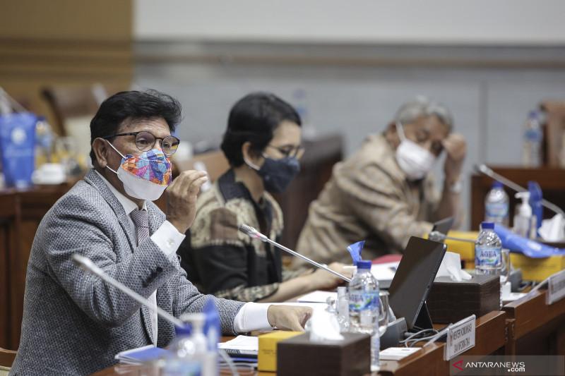 Kominfo rancang RKA 2022 untuk memperkuat infrastruktur TIK