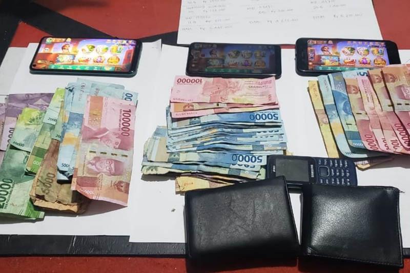 Polres Aceh Tengah menangkap tiga agen judi daring