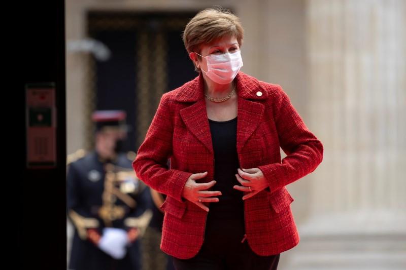 Dewan IMF bertemu bahas tuduhan peran Georgieva di skandal data China