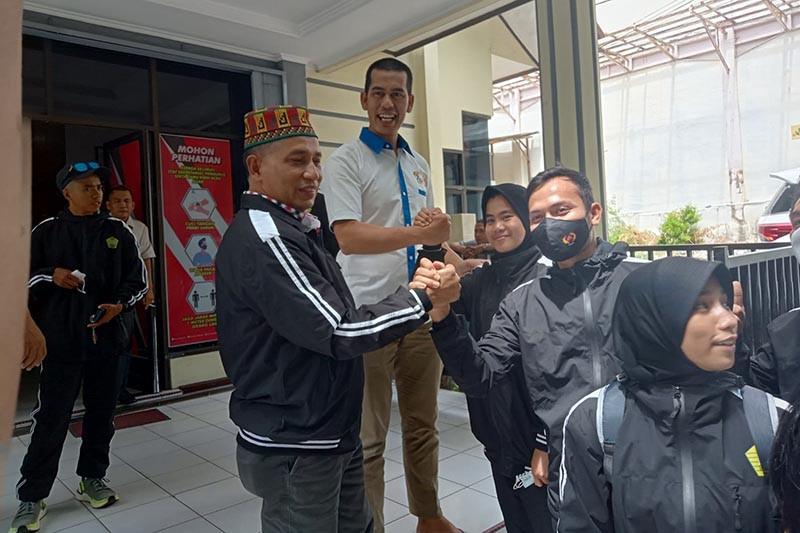 Kontingen Aceh dijadwalkan berangkat ke PON XX pada 30 September